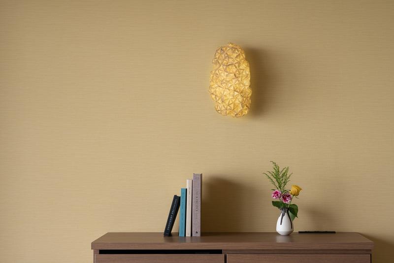 薩摩和紙を使った照明