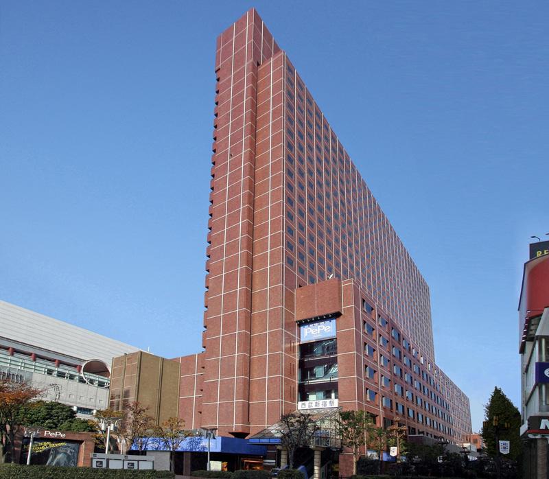 新宿プリンスホテルの開業44周年で記念宿泊プランを販売する