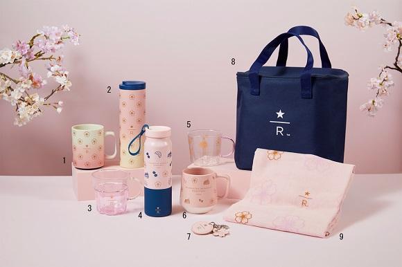 シアトルのデザインチームが手掛けたSAKURA2021コレクション