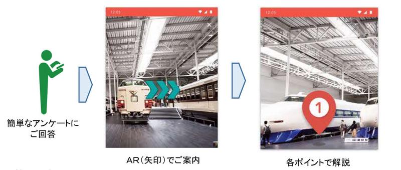 「リニア・鉄道館」にAR・VRコーナー設置