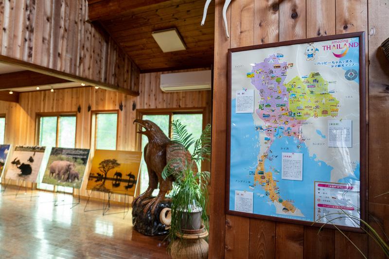 amazing THAILANDの地図を見ていたらタイに行きたくなった