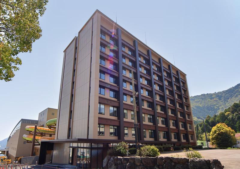 別府温泉 杉乃井ホテルで新棟「虹館」を開業する