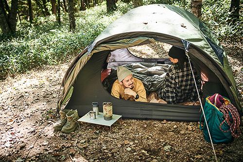 ビッグウイングがスナグパックのテントを発売する