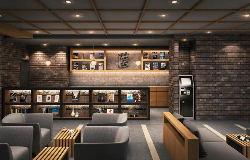 「ランプライトブックスホテル札幌」を6月3日に開業する