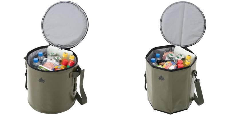 ロゴスは氷点下パックに対応した「防水クーラー」シリーズを発売した
