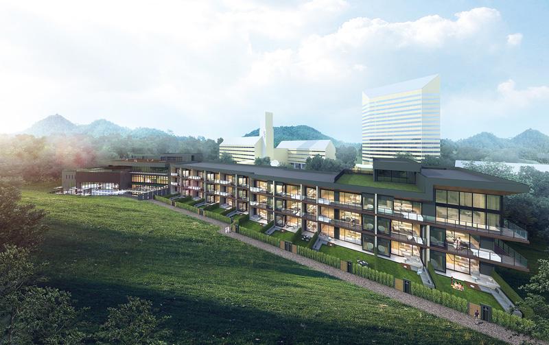 IHGホテルズ&リゾーツは岩手県安比高原に3ホテルを2021年12月に開業する