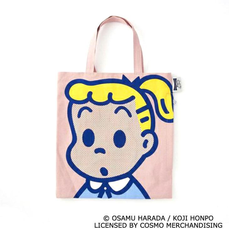 OSAMUGOODS×ROOTOTEコラボトートバッグ(3520円)