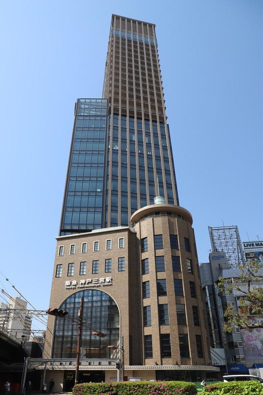 神戸三宮阪急ビル/EKIZO神戸三宮