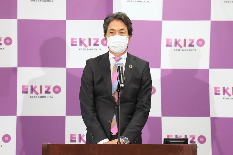 阪急阪神不動産株式会社 常務取締役 開発事業本部 本部長の森永純氏