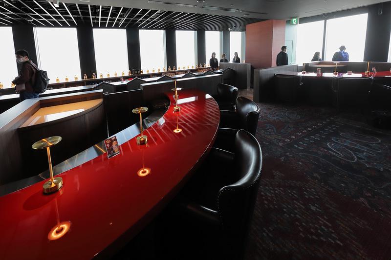 29階「Whisky Bottle Bar DEN SANNOMIYA」