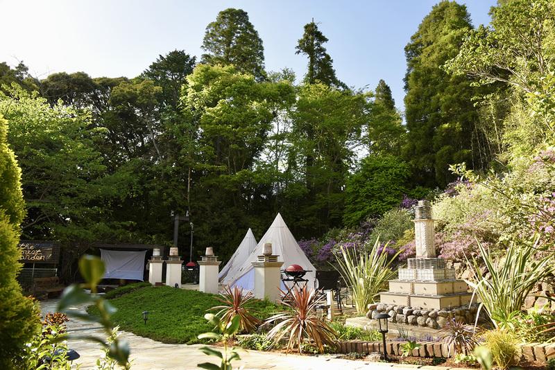 千葉・季美の森に「The Forest Garden KIMINOMORI」をオープンした