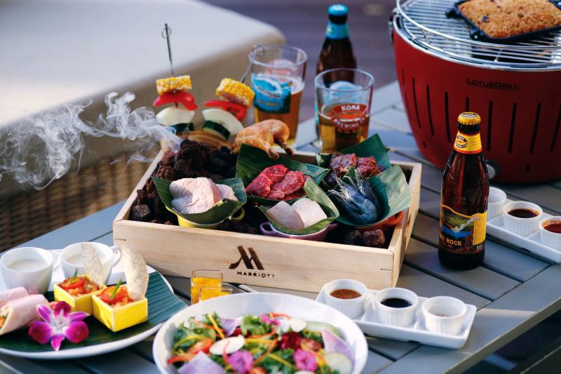 「Premium BBQ -Hawaiian-」