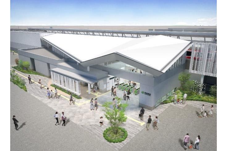 JR東日本は2023年春の開業を予定している京葉線 幕張新駅(仮称)の駅名を千葉市民から公募する