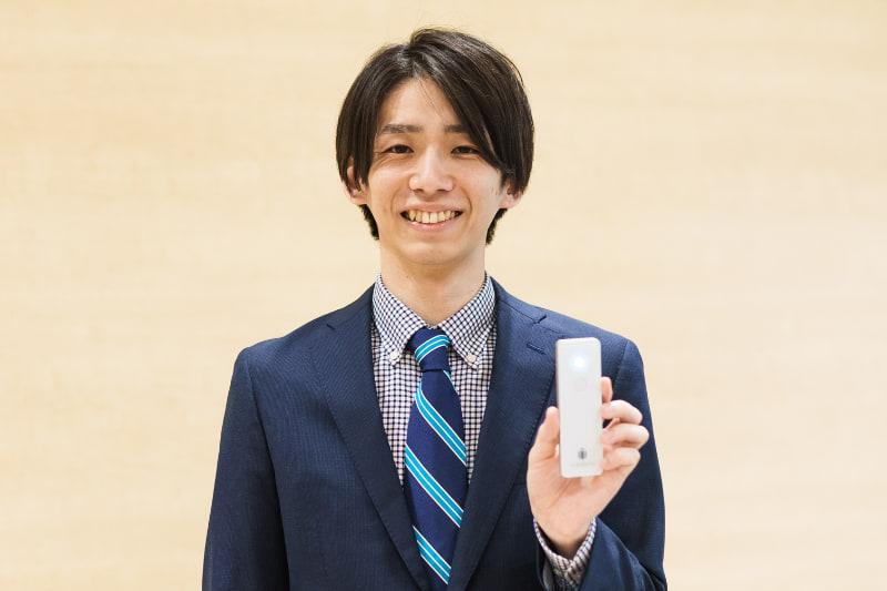ソースネクスト 製品企画グループの中西研太朗氏