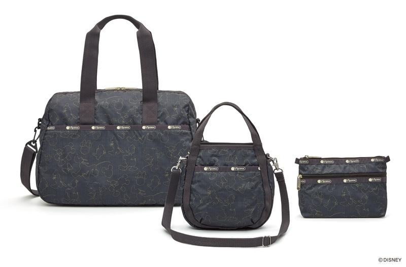 左から「ハーパー バッグ」「スモール ジェニー」「コスメティック クラッチ」