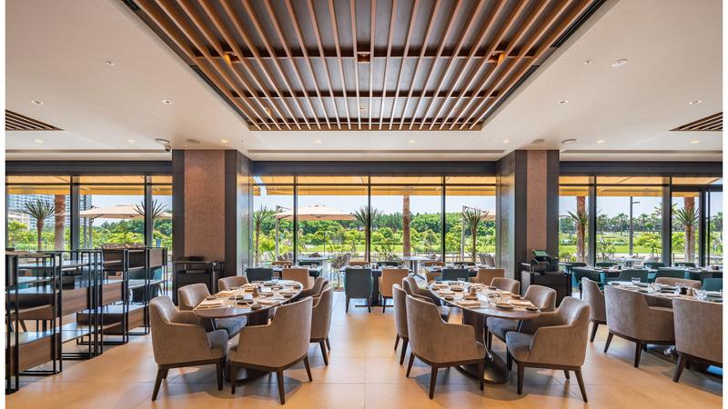 ハイアット リージェンシー 東京ベイは、メインレストラン「ザ ガーデン ブラッスリー&バー」を7月12日のディナータイムにオープンする