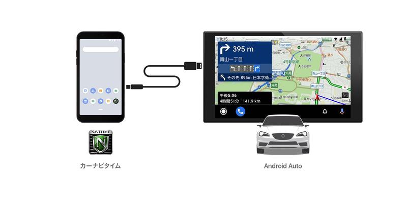 カーナビタイムが「Android Auto」に対応した