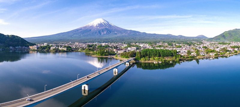 富士河口湖観光連盟は「コロナワクチン接種割引キャンペーン」を実施する