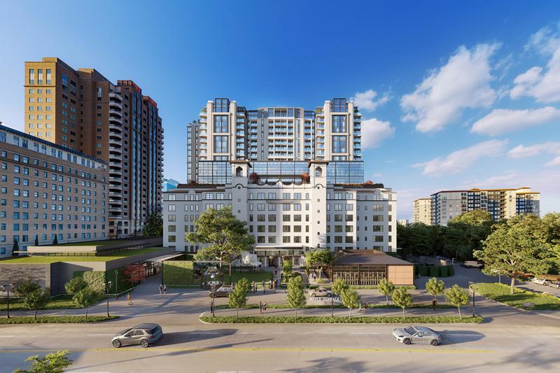 三井不動産は米ダラス市で複合開発事業「メープルテラス」に着工した。竣工は2023年を予定