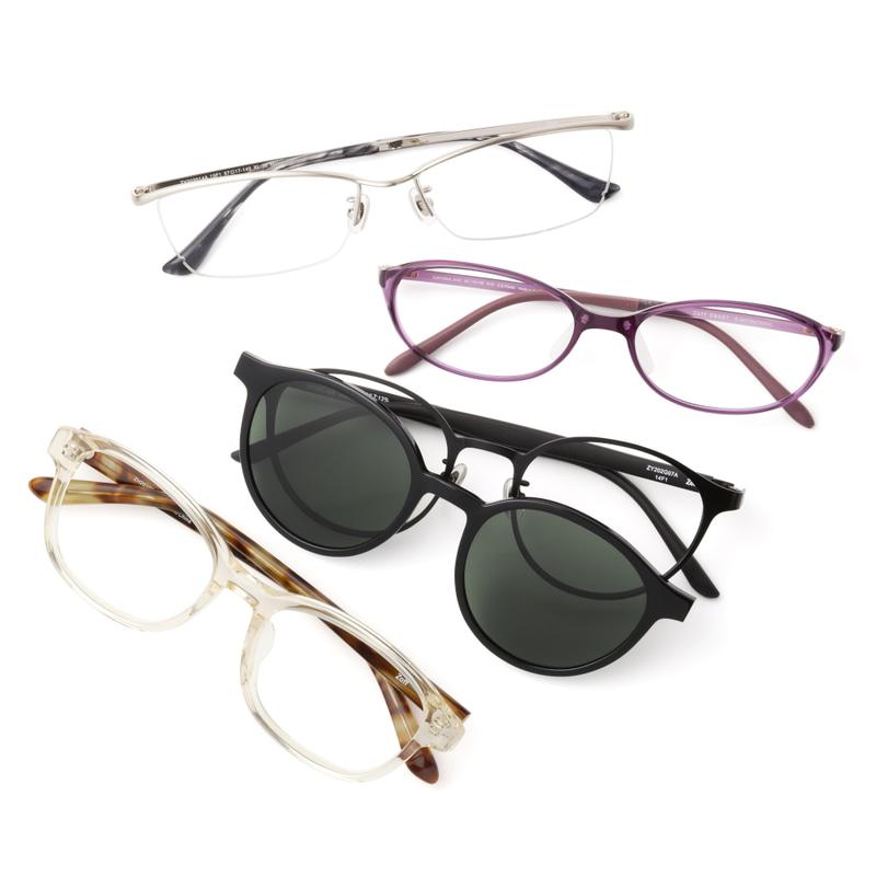 1000種類以上のメガネやサングラス、メガネ雑貨が最大50%オフ