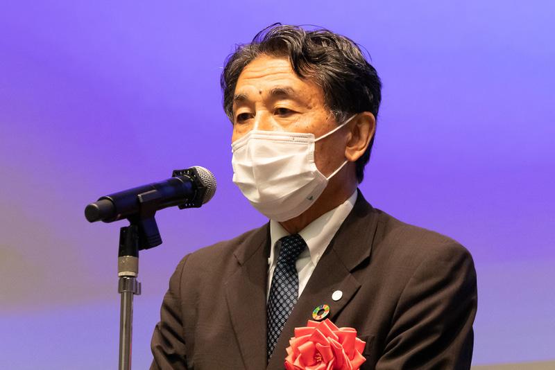 一般社団法人日本旅行業協会 副会長 堀坂明弘氏