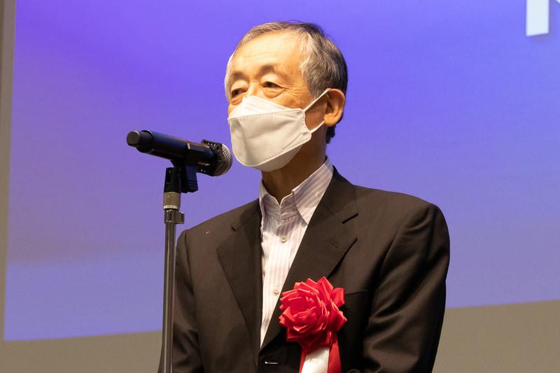 松本大学名誉教授 佐藤博康氏