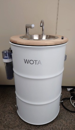 水循環型手洗い機