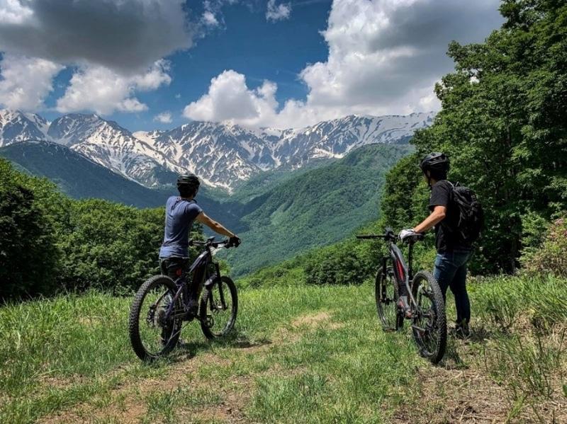 長野県の景観を電動アシスト自転車で満喫できる体験コンテンツを7月より実施