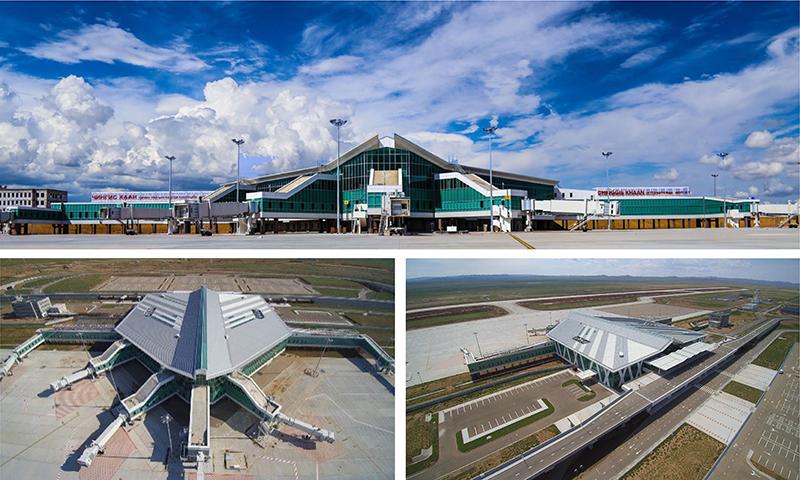 三菱商事とNAAなど4社がモンゴルの新ウランバートル国際空港の運営を開始する