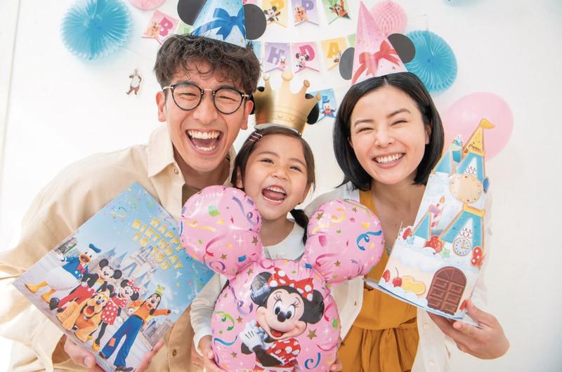 東京ディズニーリゾートは「Disney Birthday@Home『デコレーションキット』」を発売する