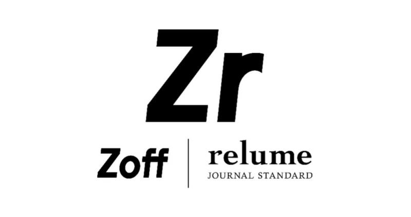 「Zoff」は「JOURNAL STANDARD relume」とのコラボサングラスを発売する