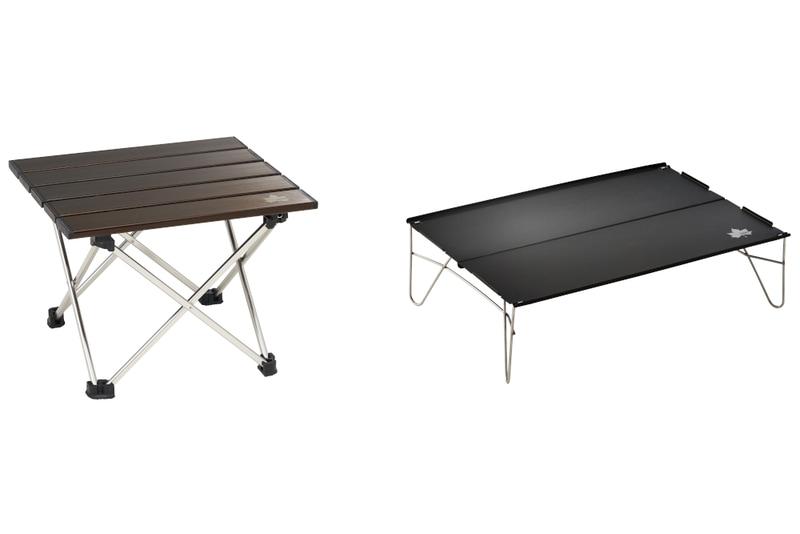 ソロキャンプに最適なコンパクトテーブル「SOLO用テーブル」を発売