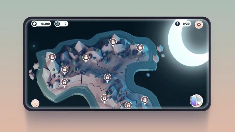 「不思議の国 イタリア」ゲーム画面