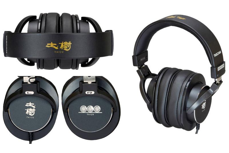 ティアックと東武鉄道がコラボレーションして販売したオーディオレコーダー「DR-05」とヘッドフォン「TH-06」