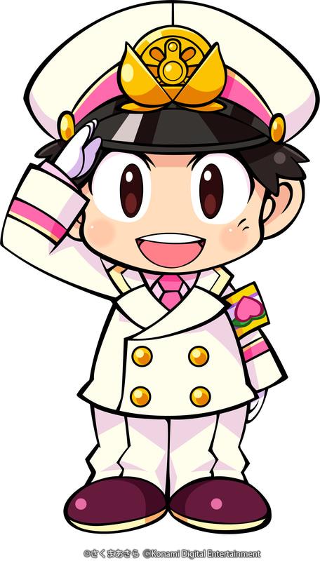 「桃鉄」のキャラクター「桃太郎」とグリーティングできる