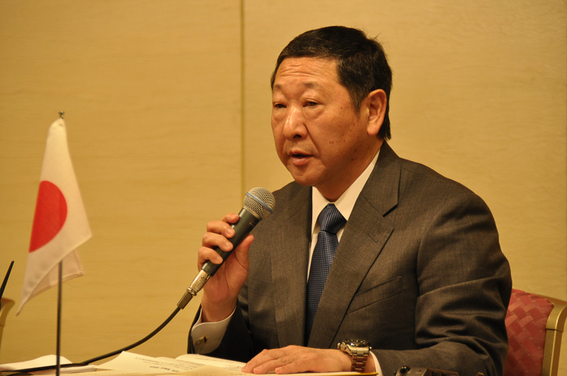 西武ホールディングス 代表取締役社長 後藤高志氏