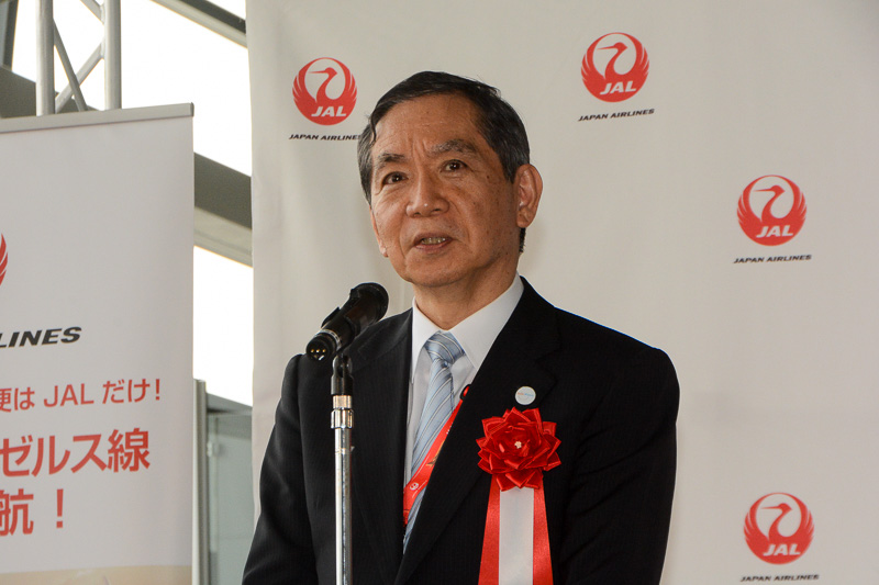新関西国際空港 代表取締役社長兼CEOの安藤圭一氏