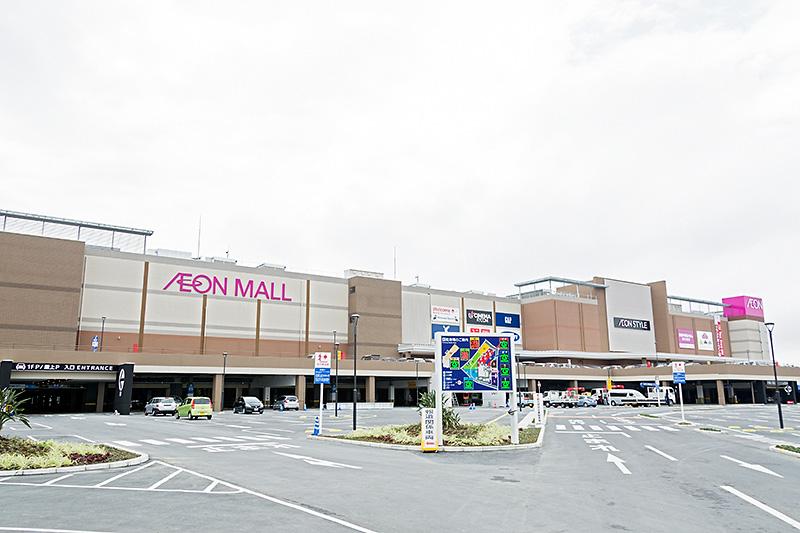 4月25日にオープンするリゾートショッピングモール「イオンモール沖縄ライカム」