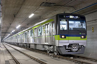 都営新宿線の新造車両「10-300形 4次車」
