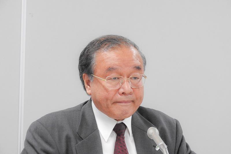 東日本高速道路株式会社 取締役兼常務執行役員 事業開発本部長 鹿島幹男氏