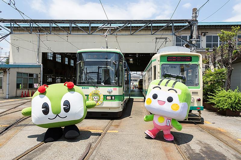 「2015路面電車の日」記念イベント