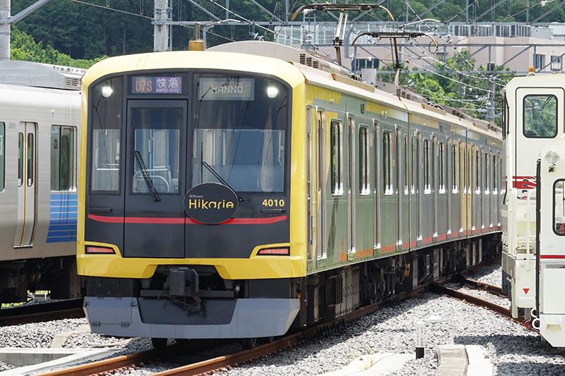 東急5050系4000番台「Shibuya Hikarie号」