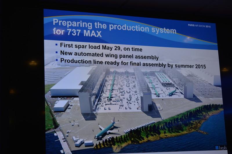 737 MAXの開発進捗状況