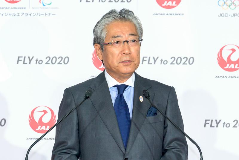 公益財団法人 日本オリンピック委員会 会長 竹田恆和氏