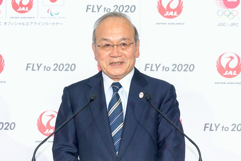 日本パラリンピック委員会 会長 鳥原光憲氏