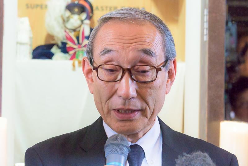 和歌山電鐵株式会社 社長 小嶋光信氏