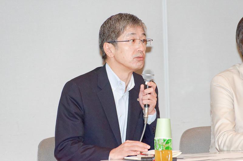 日本航空株式会社 整備本部長 赤坂祐二氏