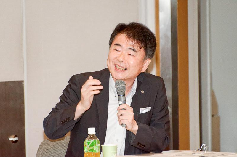 日本航空株式会社 人財本部 人事教育担当 兼 人事部長 植田英嗣氏