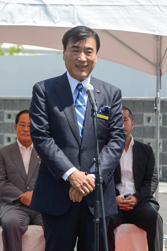 ハウステンボス株式会社 代表取締役社長 澤田秀雄氏