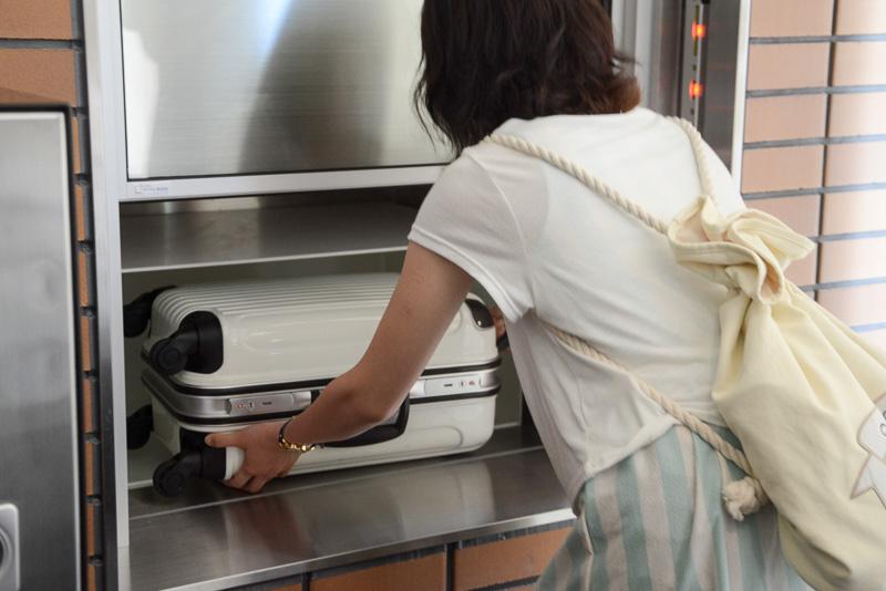 預け入れるスーツケースなどは一般的な航空機に預け入れられる25kg前後まで対応